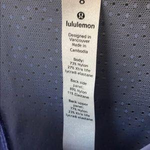 lululemon athletica Tops - Lululemon all tied up tank